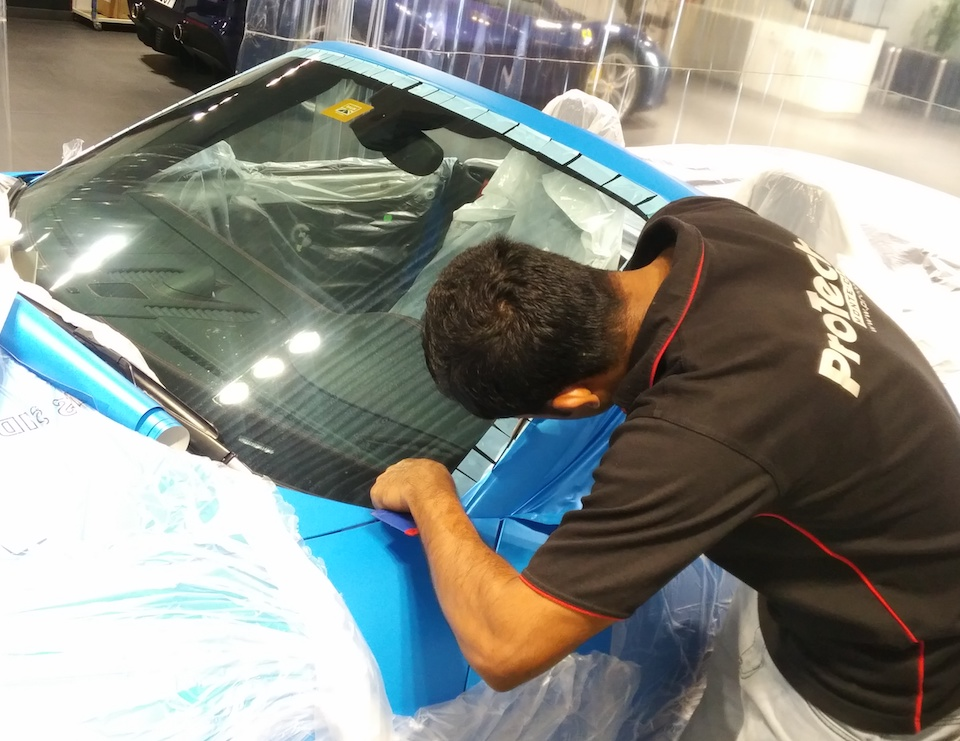 glass repair windshield