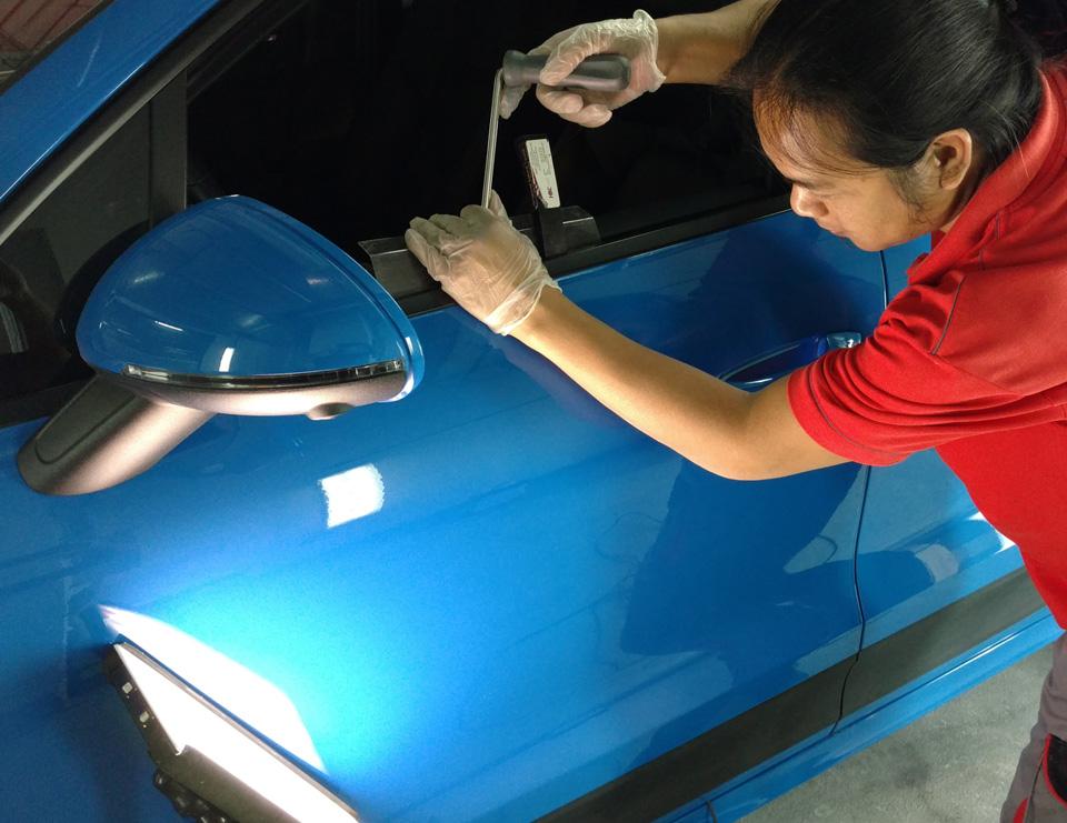 repair glass window