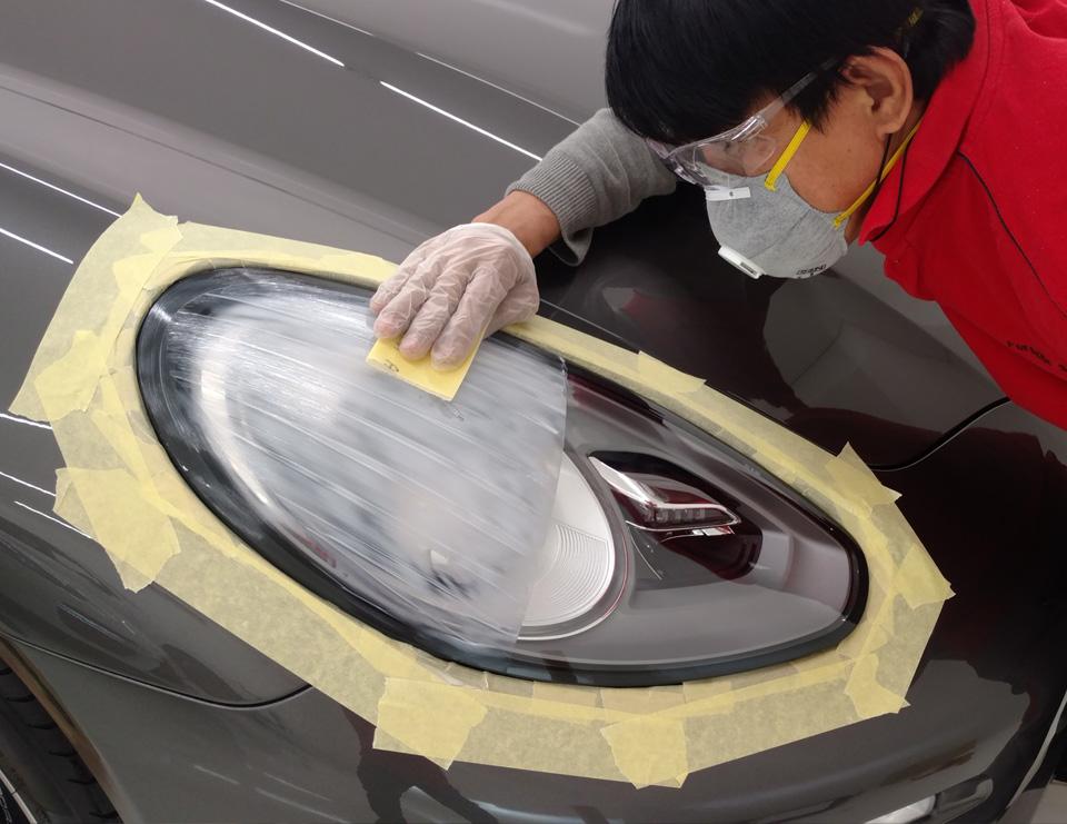 repair car window